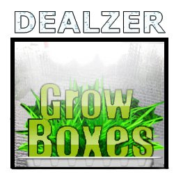 Dealzer Grow Boxes and Tents